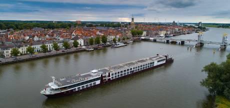 Kampen wil meer profiteren van zilvervloot vol toeristen
