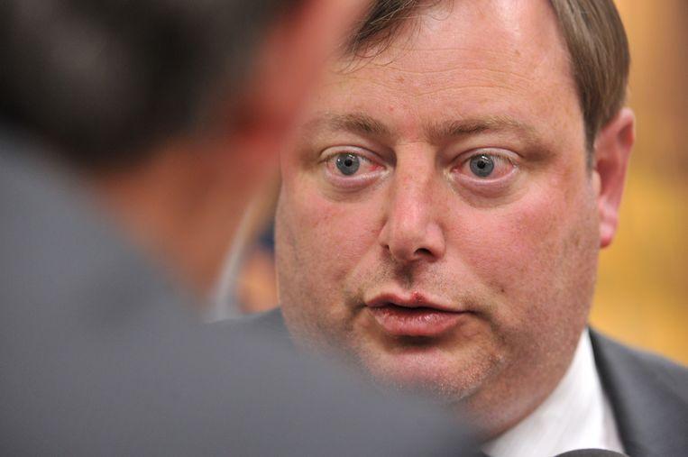 N-VA-partijvoorzitter Bart De Wever.