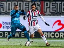 Willem II'er Azzaoui moet oppassen tegen FC Groningen