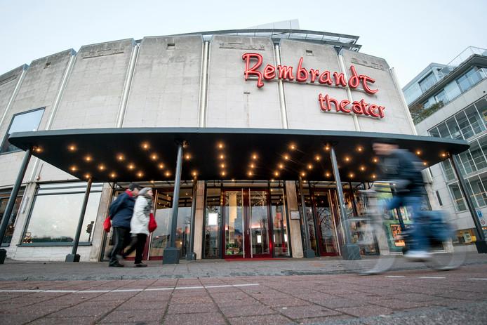 Het voormalige Rembrandt Theater in Arnhem.