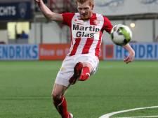 FC Oss is beter maar verliest van FC Emmen