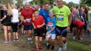 Duizenden sportievelingen lopen dwars door Dijlestad
