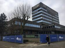 Oude pand Rabobank op Fellenoord in Eindhoven krijgt totaal nieuw gezicht