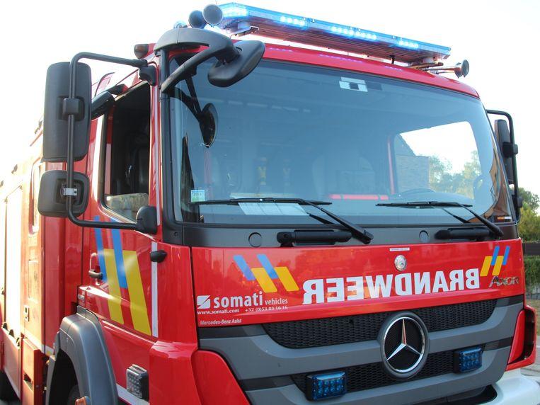 Brandweer Aalst Lede Zuid-Oost