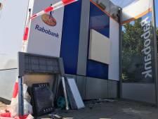 Pin-automaat van de Rabobank opgeblazen in Rossum
