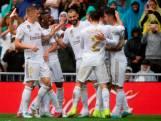 Real Madrid maakt het spannend tegen Levante