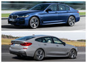 De vernieuwde BMW 5-Serie en 6Serie Gran Turismo