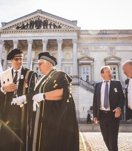 Kleurrijke optocht opent Gents academiejaar