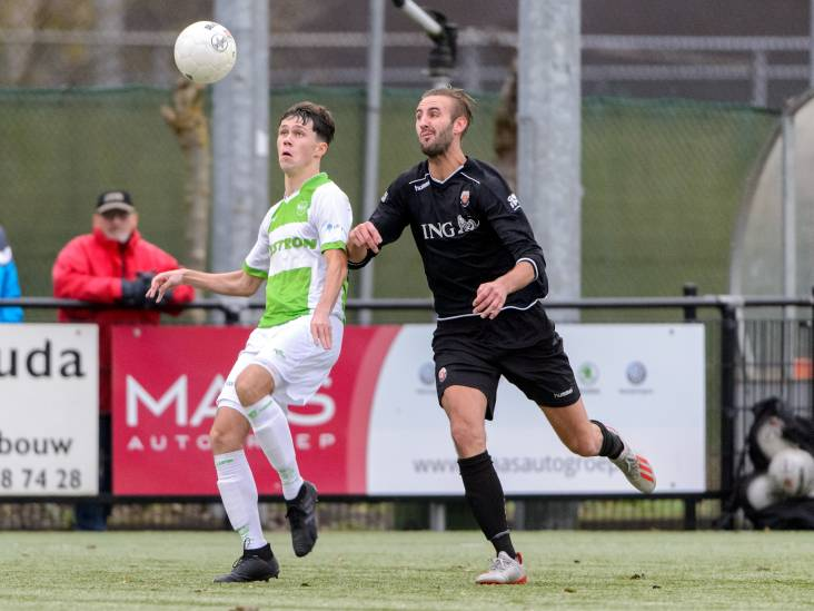 Vierde 'clean sheet' brengt Jodan Boys bovenaan in periodestand
