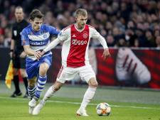 Ajax licht optie in contract Sinkgraven