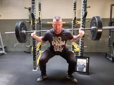 Arnhemse powerlifter Rinaldo Visser tweede in Las Vegas
