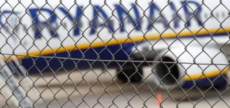 Staking raakt 22 Ryanair-vluchten in Eindhoven