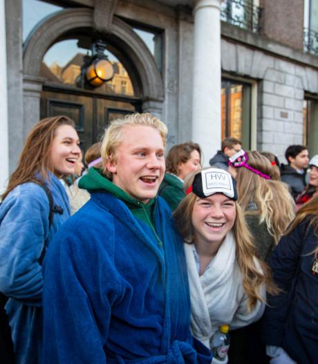 Studentenprotest om nieuwe woningregels: 'Eisen zijn niet reëel'