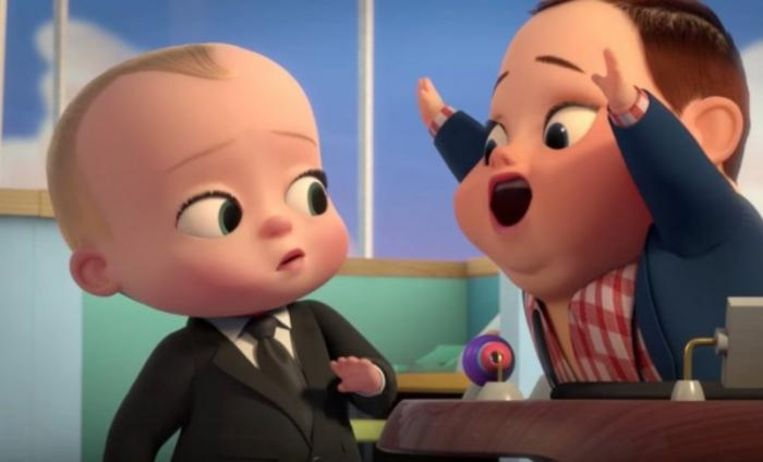 The Boss Baby Beeld Netflix