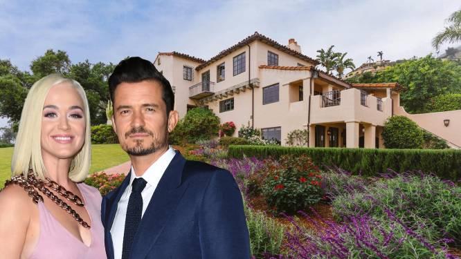 BINNENKIJKEN. In deze villa van 12 miljoen euro willen Katy Perry en Orlando Bloom hun gezin stichten