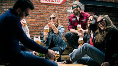 Proeven van 200 verschillende bieren op Modeste Bier Festival