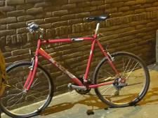 Politie pakt fietssloper en dief