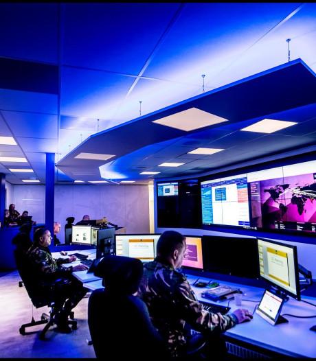 Oorlog met Rusland? Tachtig cybersoldaten staan klaar