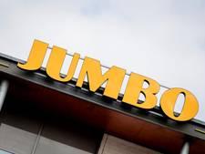 Jumbo Goor dreigt vernielers reclameborden