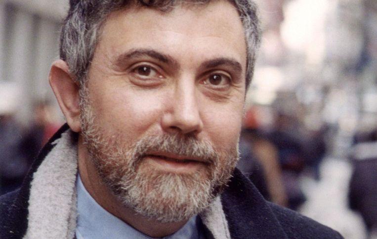 Paul Krugman. Beeld afp