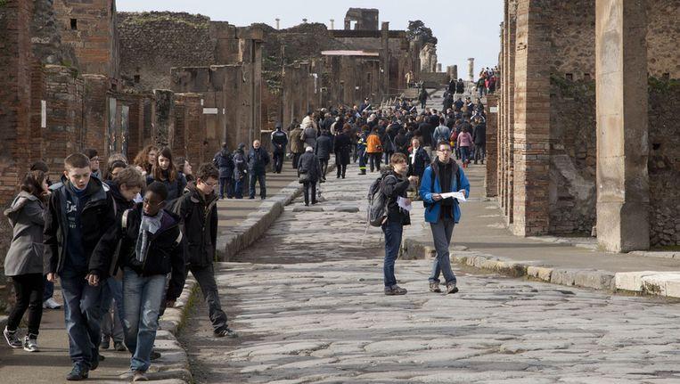 Pompeii Beeld afp