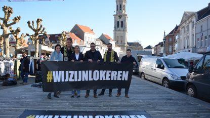 Horeca, bakkers en slagers scharen zich achter #wijzijnlokeren-feest