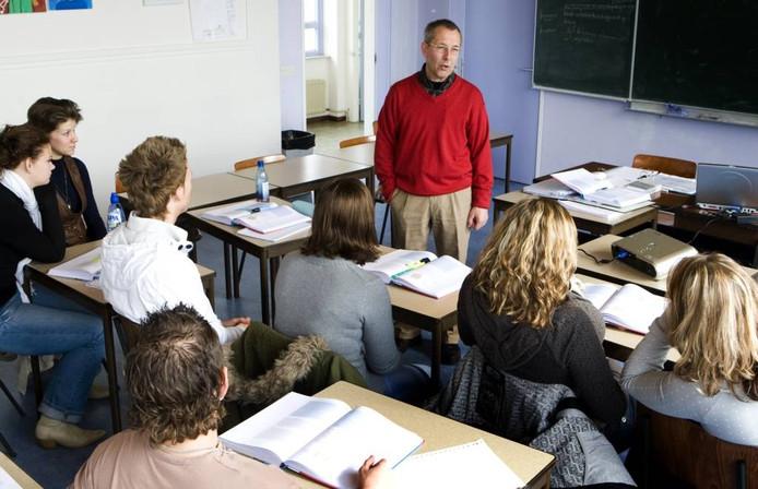 Minder les betekent een flinke besparing. foto Koen Suyk/ANP