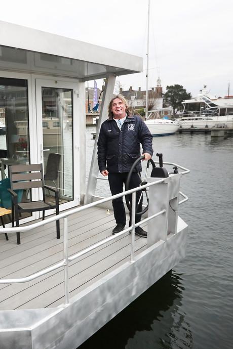 Nieuwste rage: varende houseboats