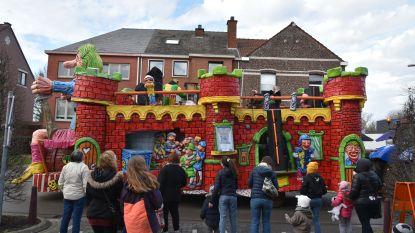 Carnaval in Kraainem...zonder karamellen op straat