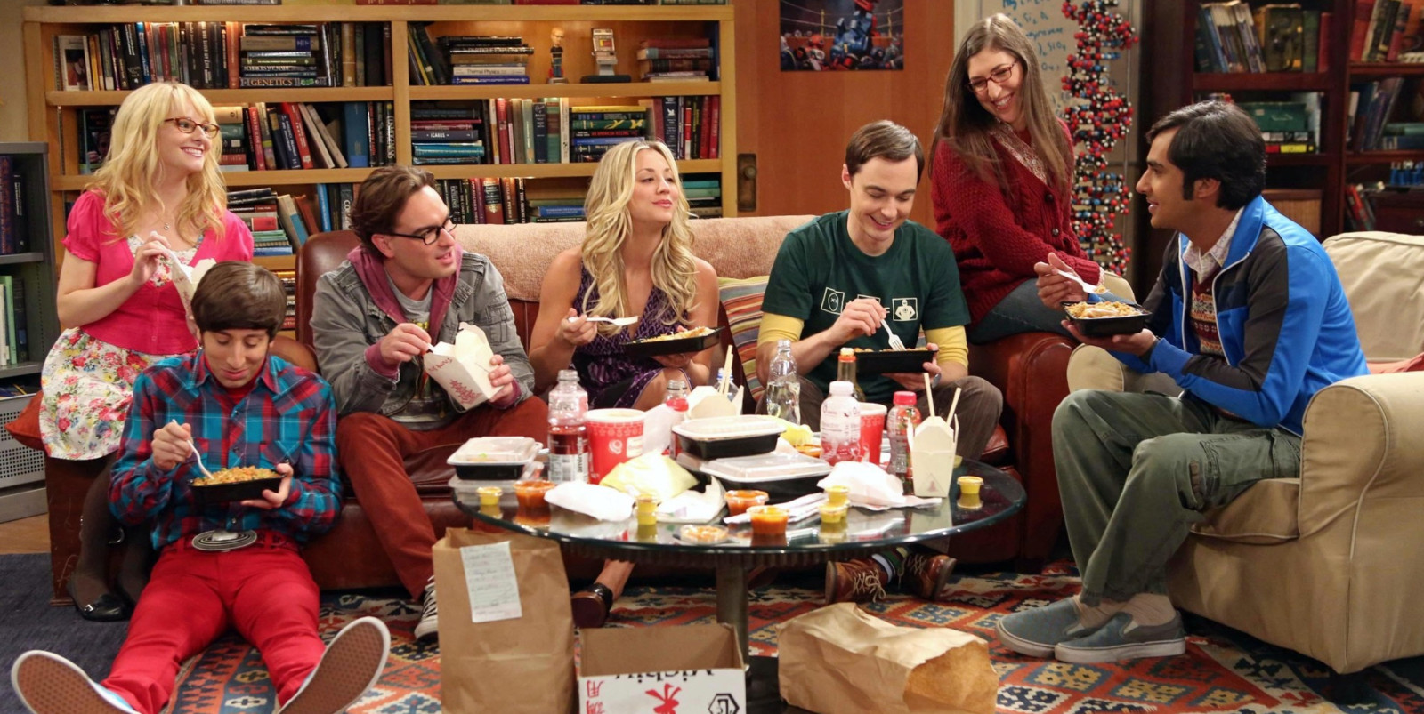 'The Big Bang Theory' stopt er vandaag mee.