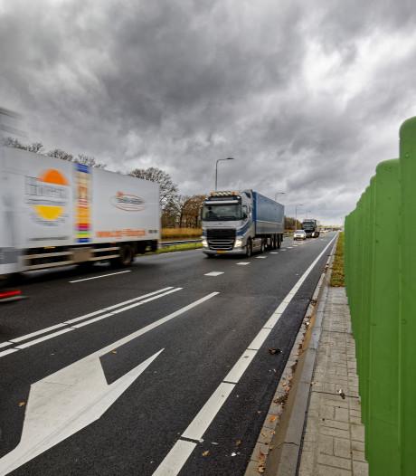 Deze 'slimme' Brabantse weg tussen Veghel en Helmond gaat files voorkomen met nieuwe uitvinding