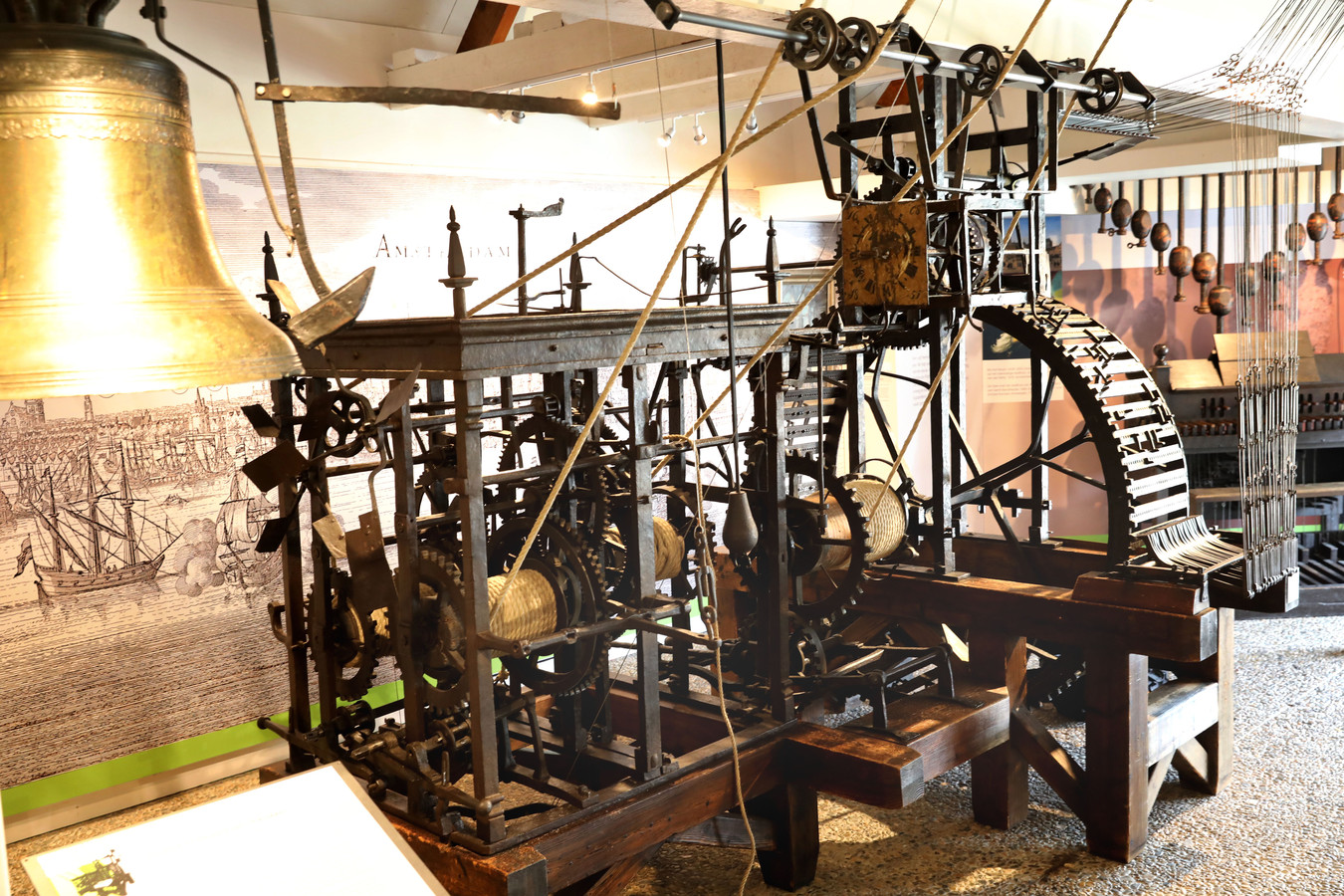 Het Klok en Peelmuseum in Asten