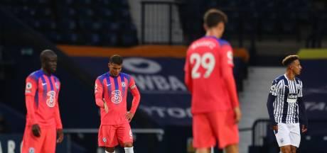 Abraham helpt schutterend Chelsea in extremis nog aan puntje bij West Brom
