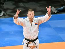Judoka Korrel pakt enige Nederlandse medaille bij GP