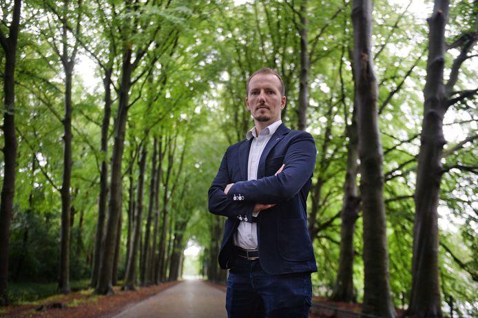 De Almelose PVV-voorman Sebastiaan Stöteler wil dat de stad het voortouw neemt in een lobby voor kernenergie.