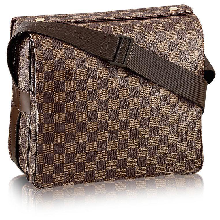 Tas van Louis Vuitton. Beeld -