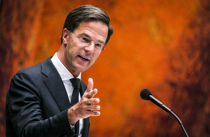 """,,Premier Mark Rutte heeft op geen enkele wijze tijdens de laatste verkiezingscampagne gesproken over de afschaffing van de dividendbelasting."""""""