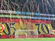 GA Eagles in 'uitverkocht huis' tegen beloften van Ajax