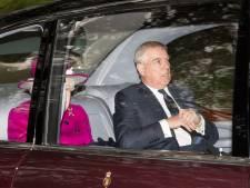 Britten vrezen dat prins Andrew chantabel is, 'Russen weten meer door informatie gevluchte hulpsheriff'