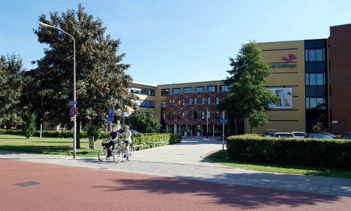 Het Vechtdal College in Hardenberg is middelpunt van een rel.