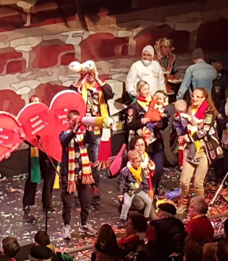 Oeteldonk zoekt tijdens 61ste Kwèkfestijn naar het beste carnavaleske muzieknummer