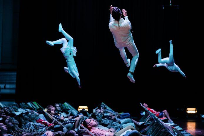 Vanaf 1 juli worden er weer voorstellingen gegeven in Amphion.
