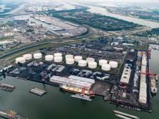 Veel overtredingen bij opslagtanks met gevaarlijke stoffen in de Rotterdamse haven