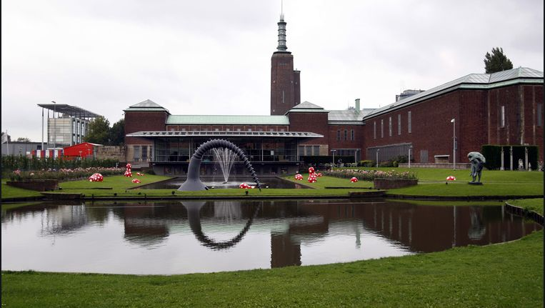 Exterieur van Museum Boijmans van Beuningen. Beeld ANP