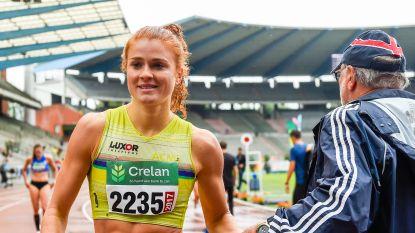 Axelle Dauwens gaat in Rabat op zoek naar WK-minimum