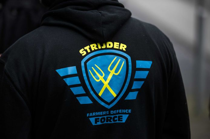 Logo Farmers Defence Force.