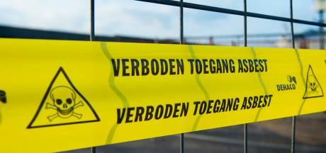 Speuren naar asbest in speeltuinen Hof van Twente