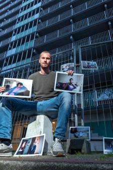 Fotograaf legt laatste flatbewoners in Palenstein vast: 'Vroeger hoorde je veel slechte verhalen over de wijk'
