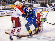 Bison: ijshockeynomade bij Trappers