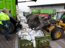 Lelystad begonnen met adopteren van Amsterdams afval